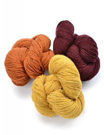 Shepherd's Wool yarn in select colors
