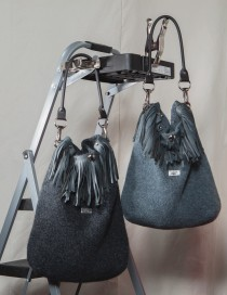 Italian Fringe Bags