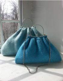 Overnight Bag (front) with Weekender Bag (back left).