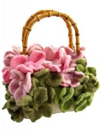 Wedding Palette Hydrangea Bag