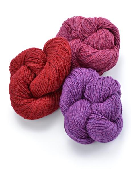 Shepherd's Wool yarn in select colors