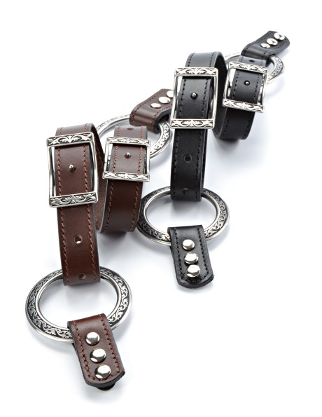 Budapest Leather Handle